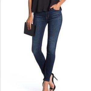 NEW • Hudson • Natalie Super Skinny Jeans 26